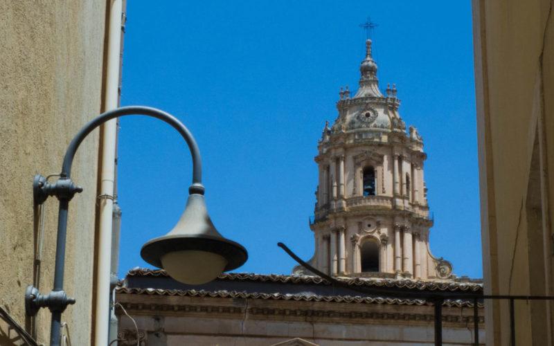 Casa del Fotografo - Modica - Chiesa di San Giorgio