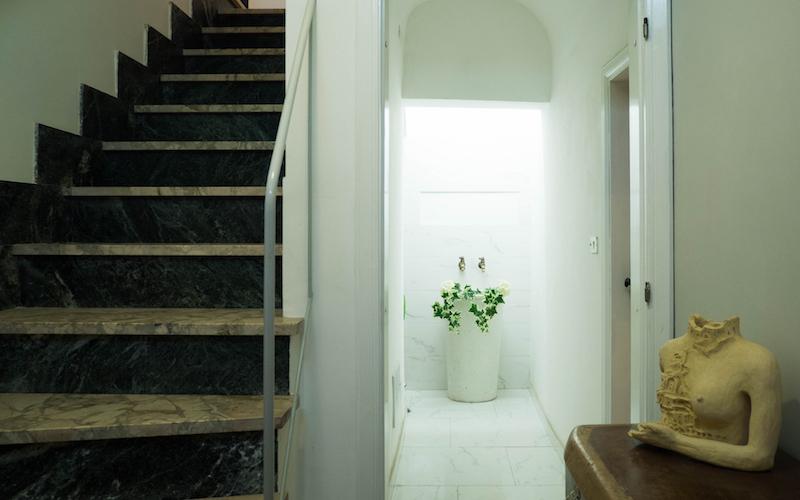 Casa del Fotografo - Modica - Sicily - Entrance